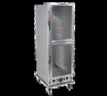 Lockwood Manufacturing CA67-PF34-CDD-L proofer cabinet, mobile