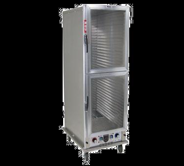 Lockwood Manufacturing CA67-PFIN-34CDD-L proofer cabinet, mobile