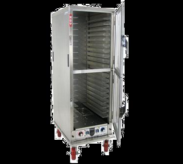Lockwood Manufacturing CA69-PFIN-18CDD-R proofer cabinet, mobile