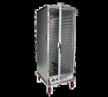 Lockwood Manufacturing CA71-PFIN-CD-R proofer cabinet, mobile