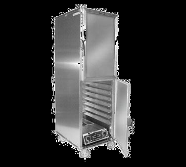 Lockwood Manufacturing CA72-PF-SDD-L proofer cabinet, mobile