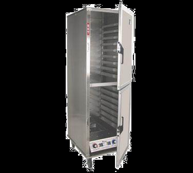 Lockwood Manufacturing CA73-PF16-SDD-L proofer cabinet, mobile