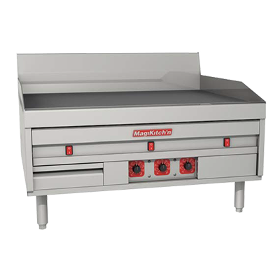 Magikitch'n MKE-48-E griddle, electric, countertop