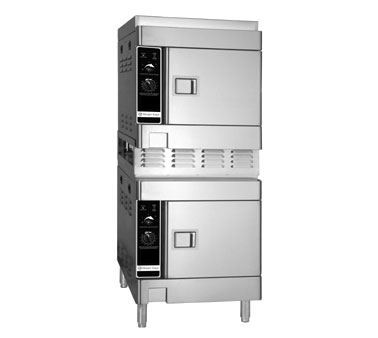 Market Forge ALTAIR II-8 steamer, convection, electric, boilerless, floor model