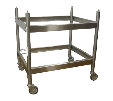 Marshall Air Systems 123880 equipment stand, for countertop cooking