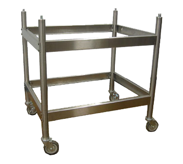 Marshall Air Systems 124666 equipment stand, for countertop cooking