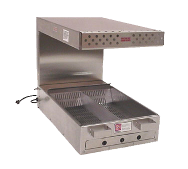 Marshall Air Systems RR5E french fry warmer