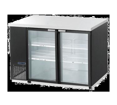 Maxximum MCBB-60-2BG back bar cabinet, refrigerated