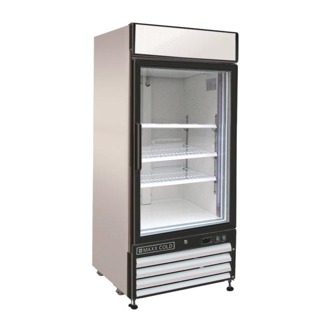 Maxximum MXM1-12R refrigerator, merchandiser