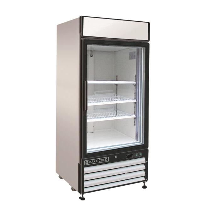 Maxximum MXM1-16F freezer, merchandiser
