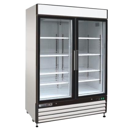 Maxximum MXM2-48R refrigerator, merchandiser