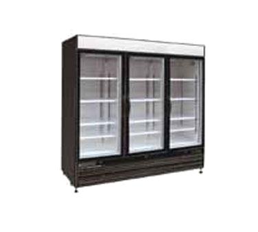Maxximum MXM3-72RB refrigerator, merchandiser