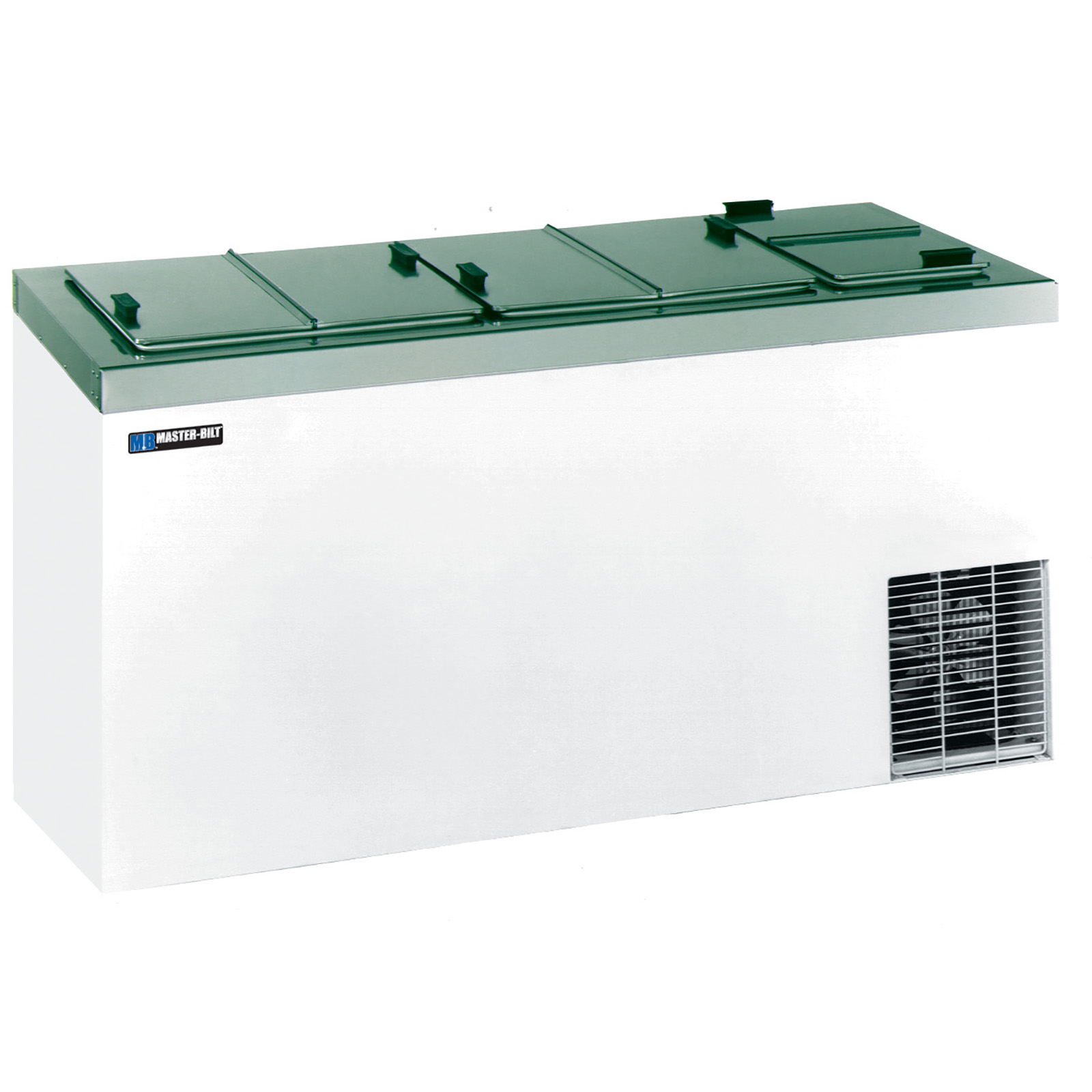 Master-Bilt Products DC-10D ice cream dipping cabinet