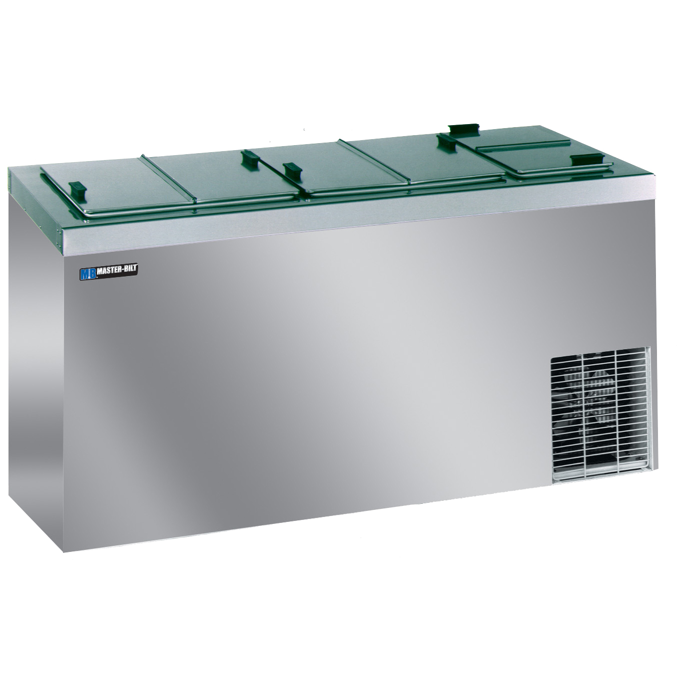 Master-Bilt Products DC-10DSE ice cream dipping cabinet
