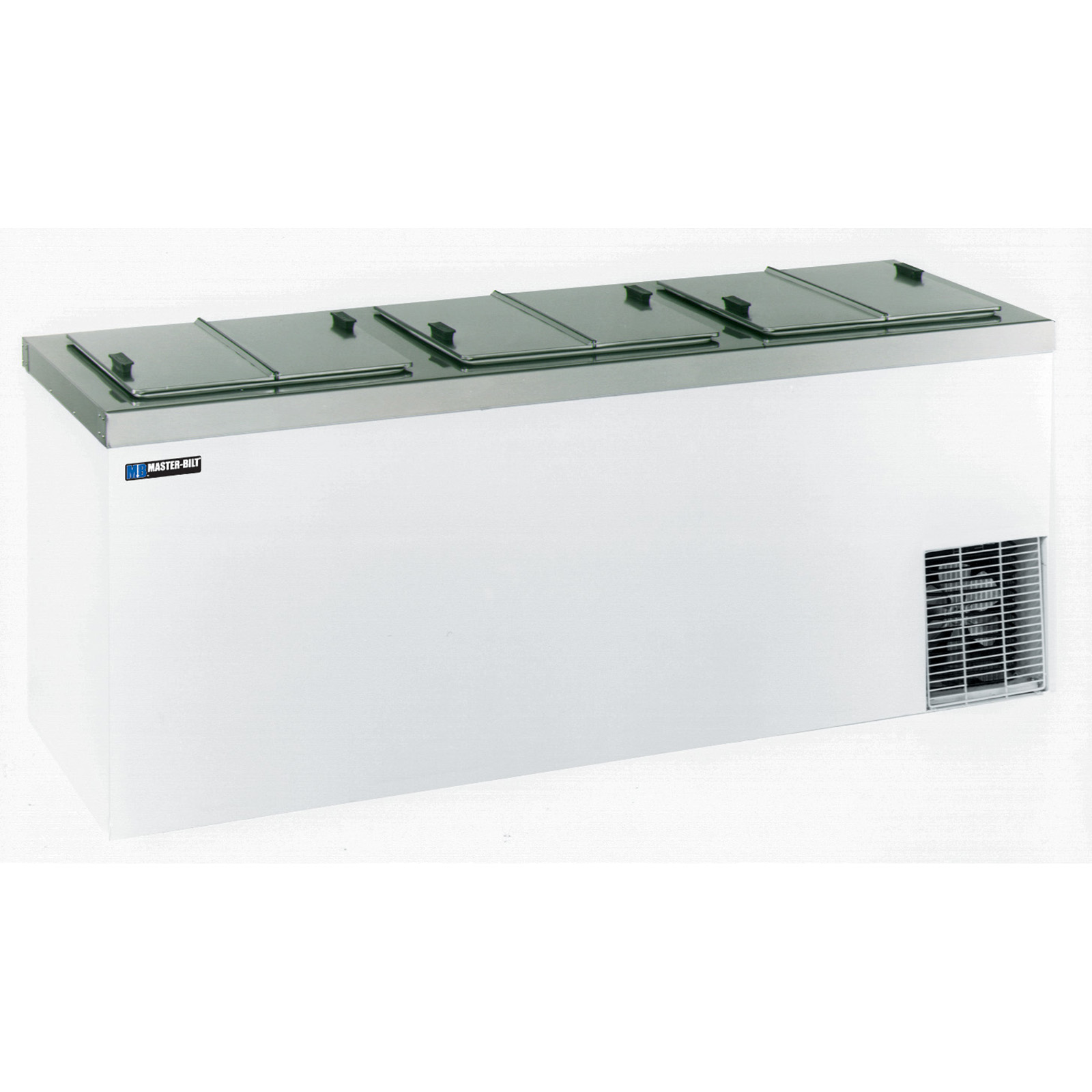 Master-Bilt Products DC-12D ice cream dipping cabinet