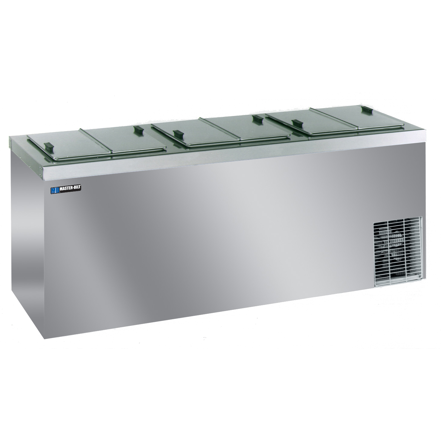 Master-Bilt Products DC-12DSE ice cream dipping cabinet