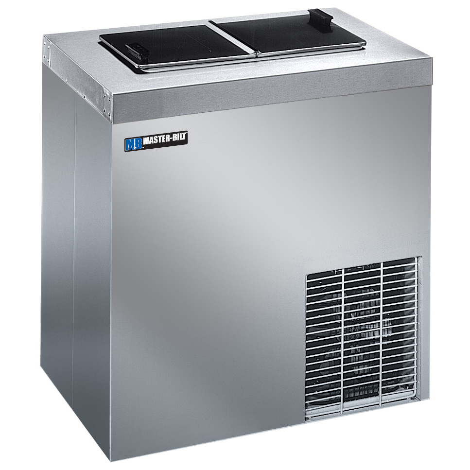 Master-Bilt Products DC-2SSE ice cream dipping cabinet