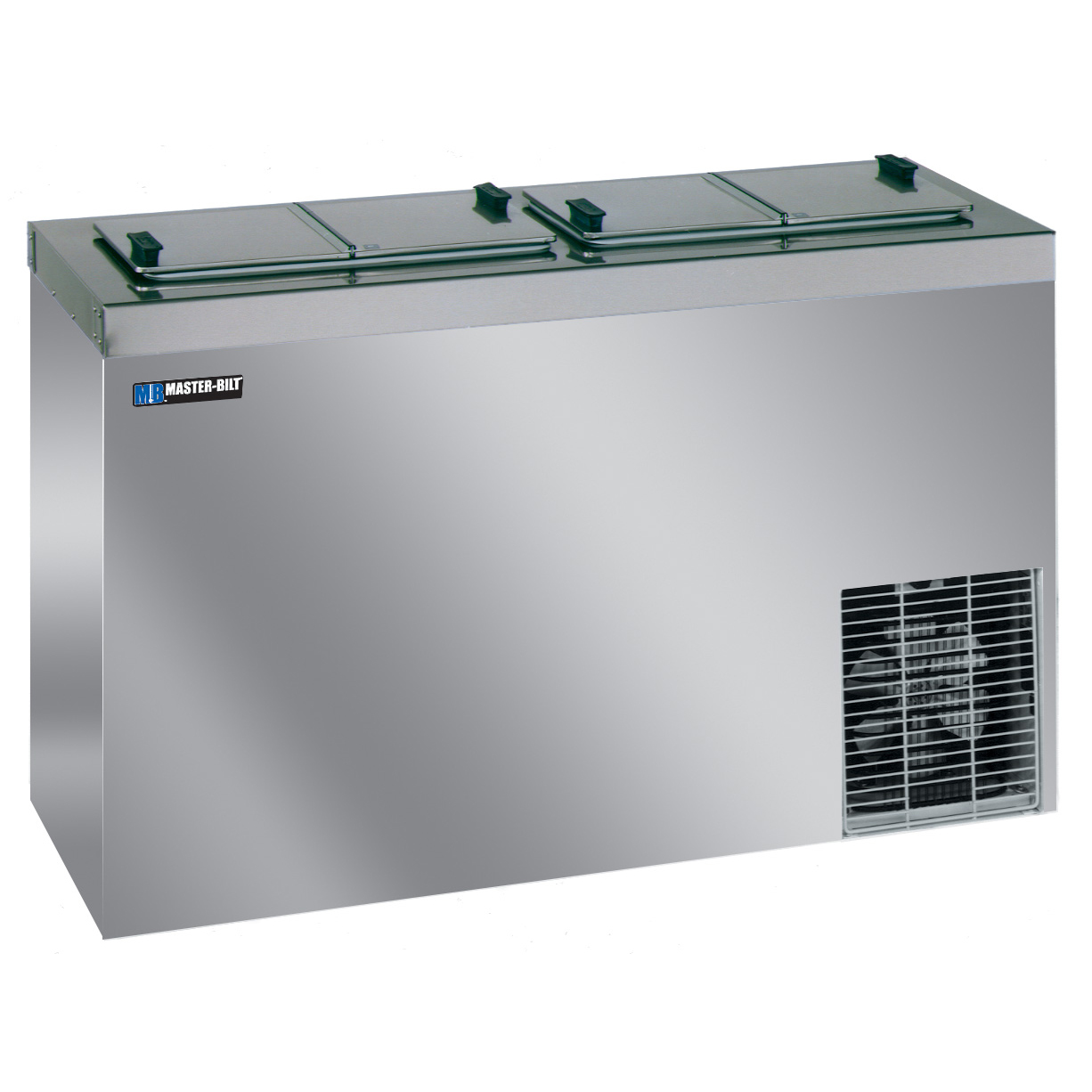 Master-Bilt Products DC-4SSE ice cream dipping cabinet