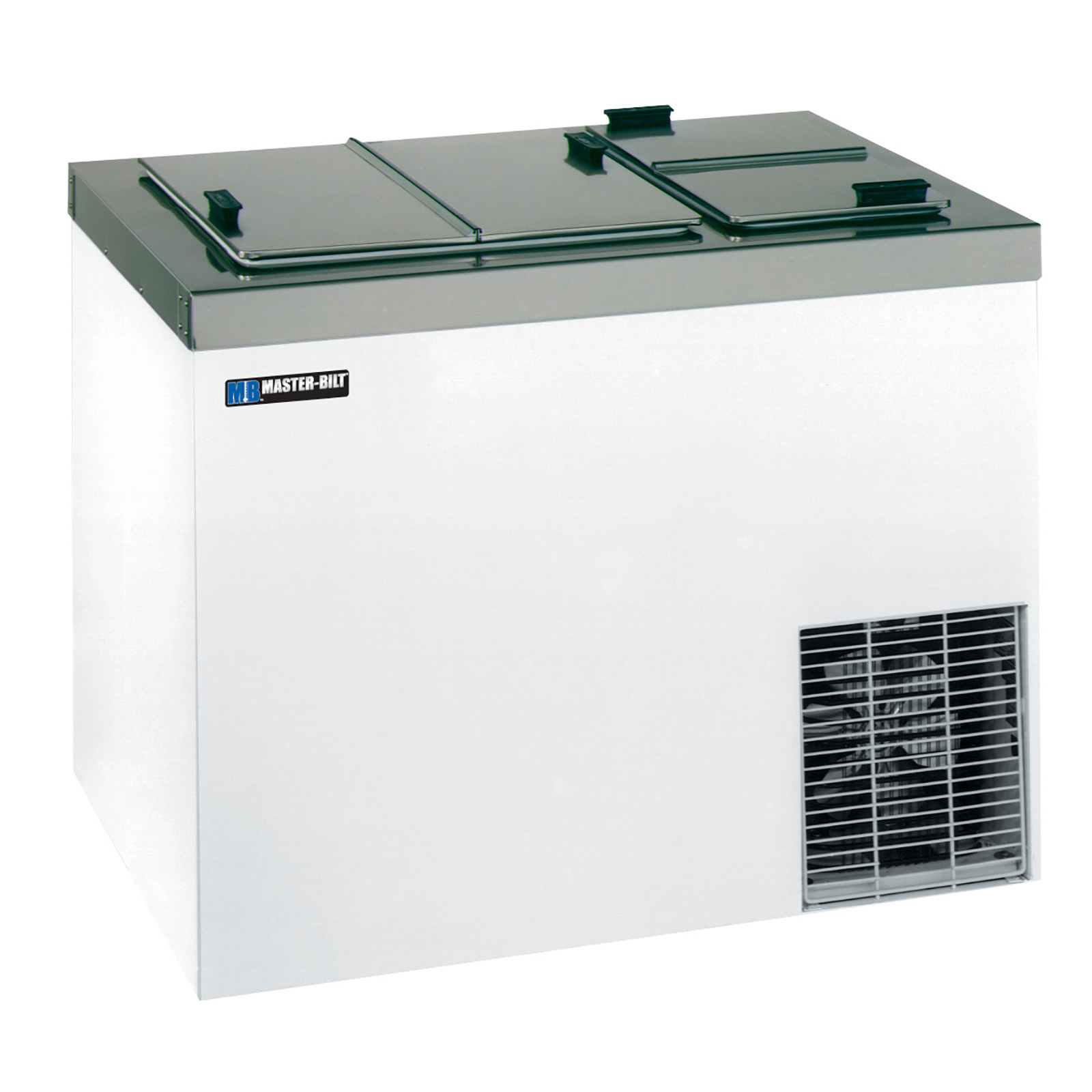 Master-Bilt Products DC-6D ice cream dipping cabinet