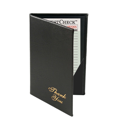 Menu Solutions CB700-PK guest check presenter