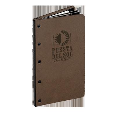 Menu Solutions HB60B menu cover