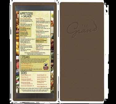 Menu Solutions STBRD-BA menu board