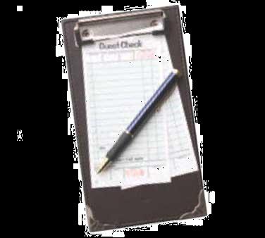 Menu Solutions WTR200 guest check pad holder