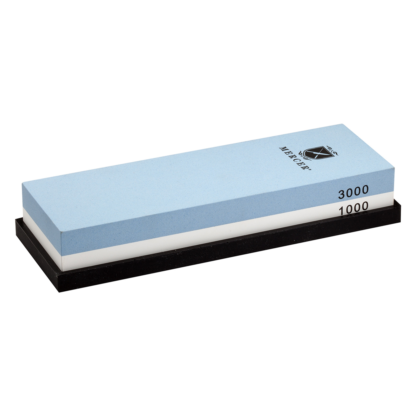 Mercer Culinary M15952 knife, sharpening stone