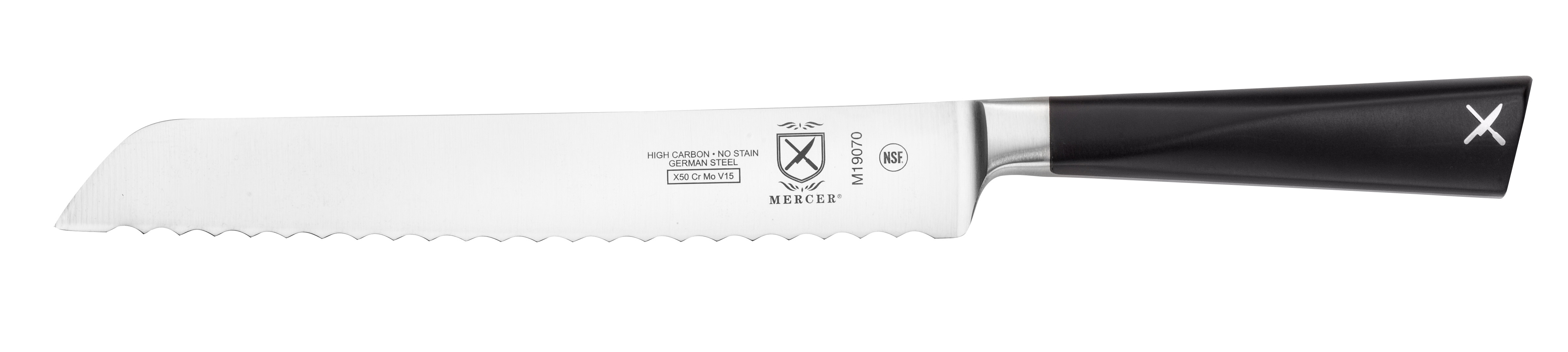 Mercer Culinary M19070 knife, bread / sandwich