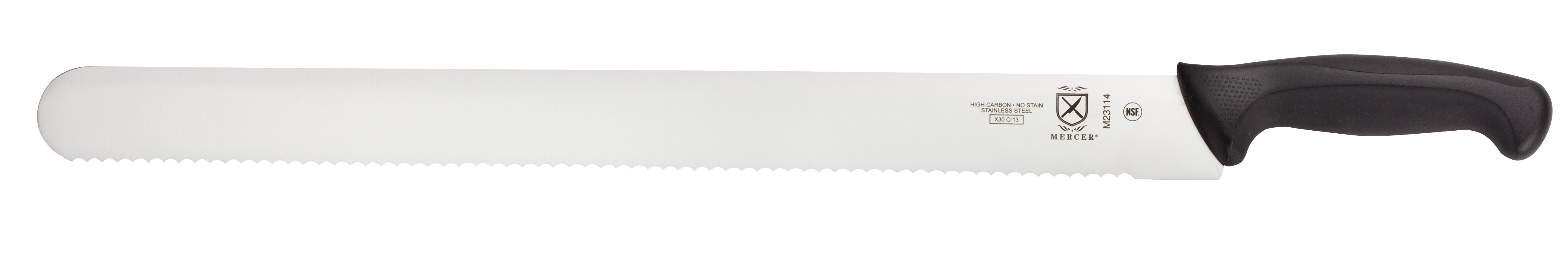 Mercer Culinary M23114 knife, cake