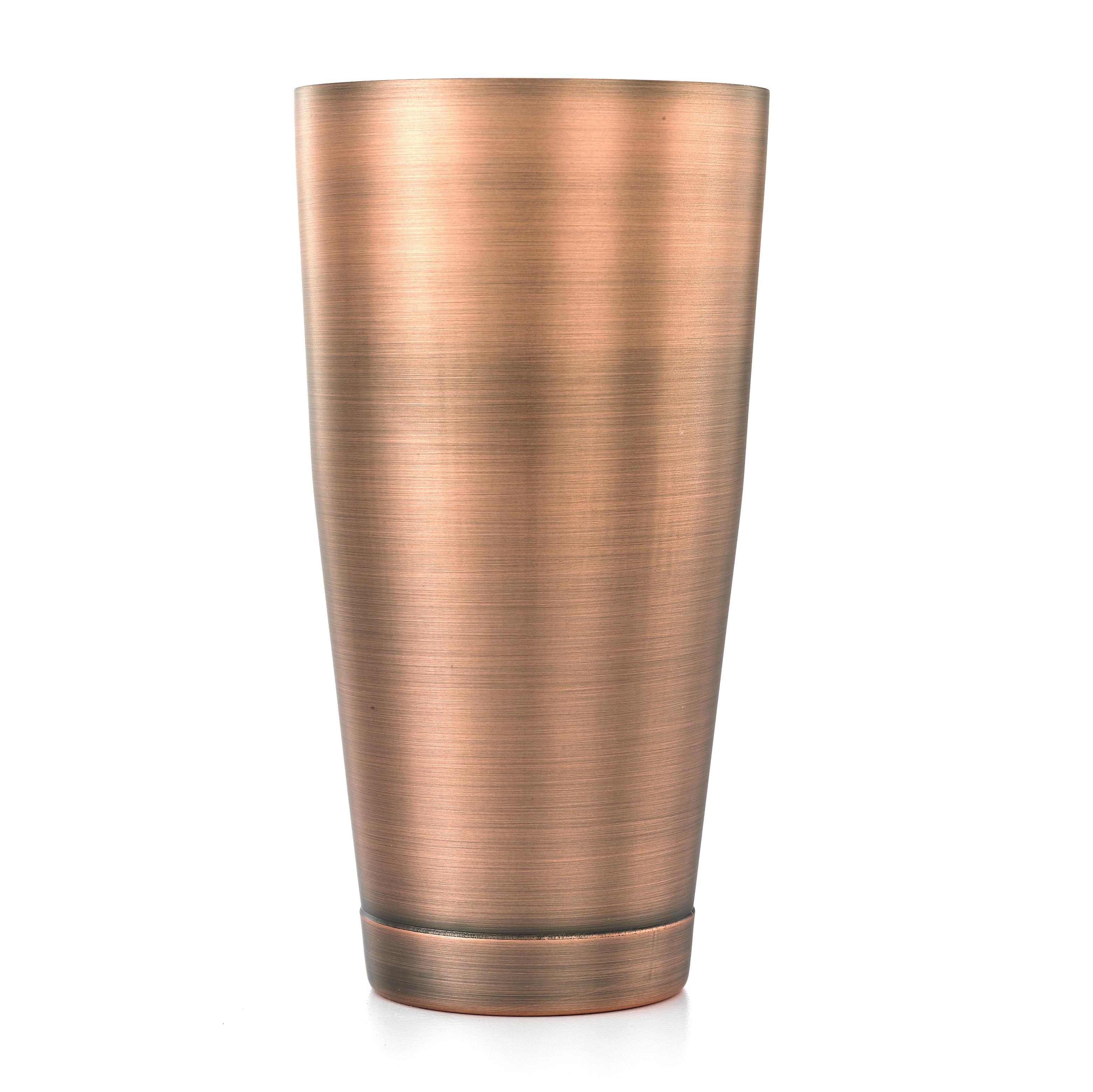 Mercer Culinary M37008ACP bar cocktail shaker
