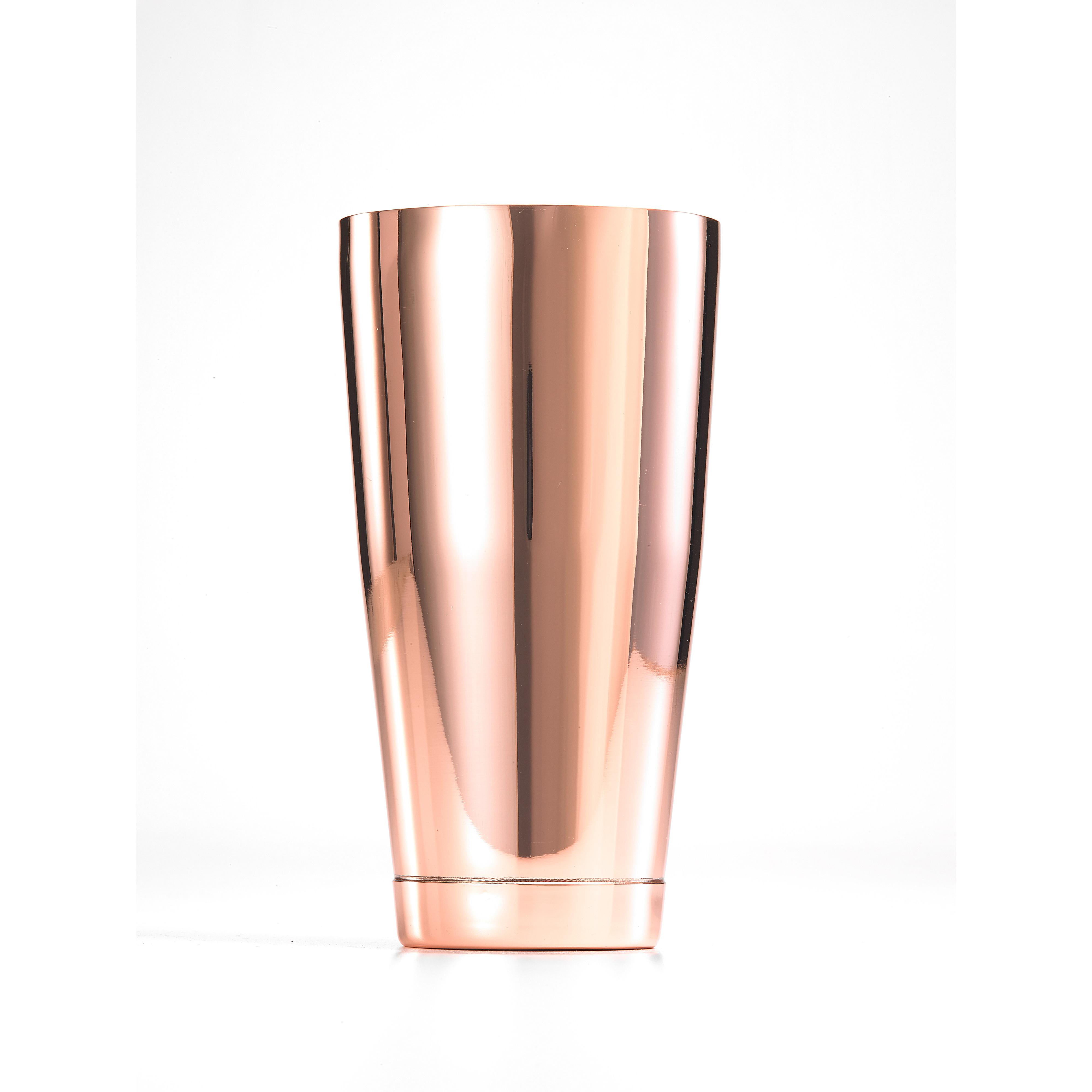 Mercer Culinary M37008CP bar cocktail shaker