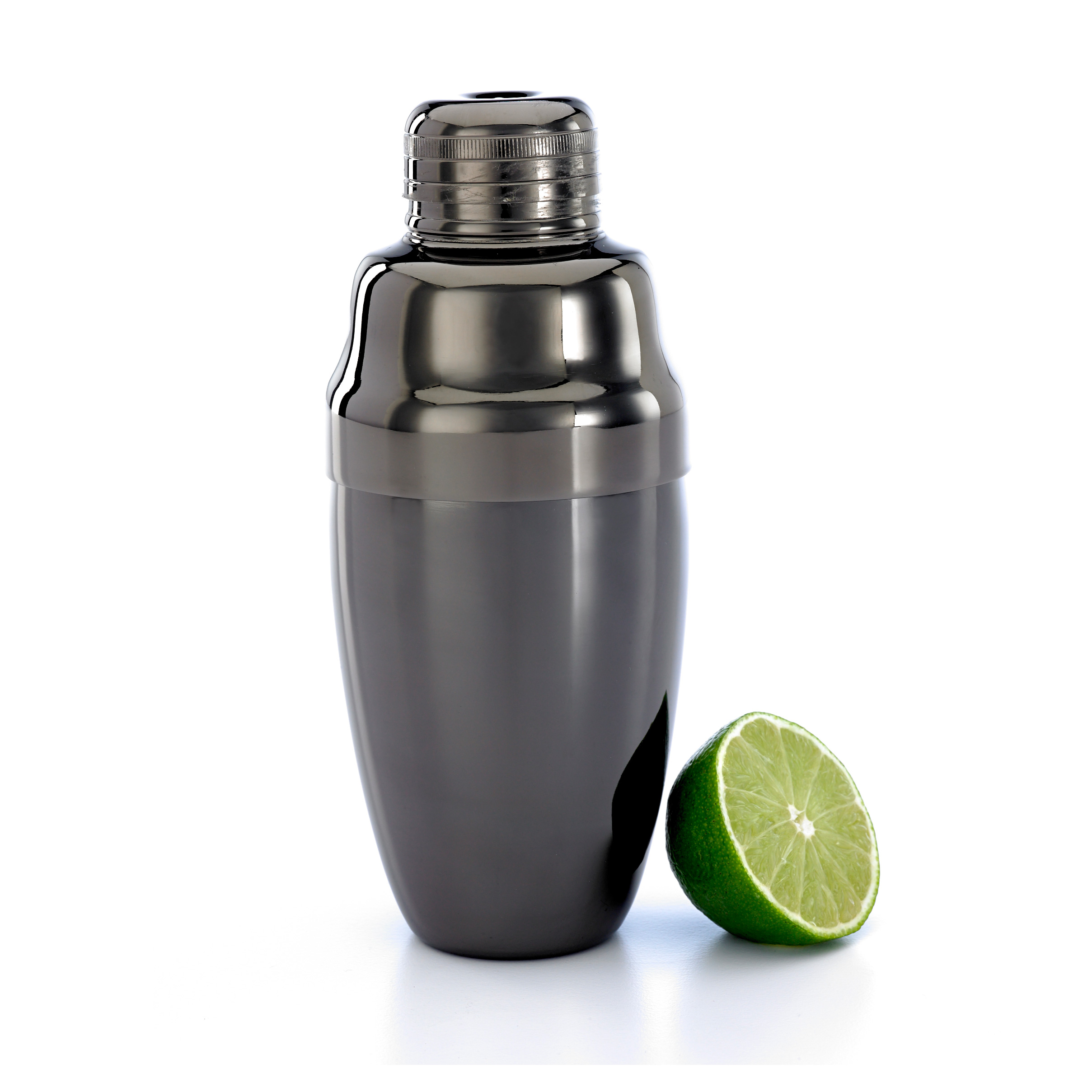 Mercer Culinary M37038BK bar cocktail shaker