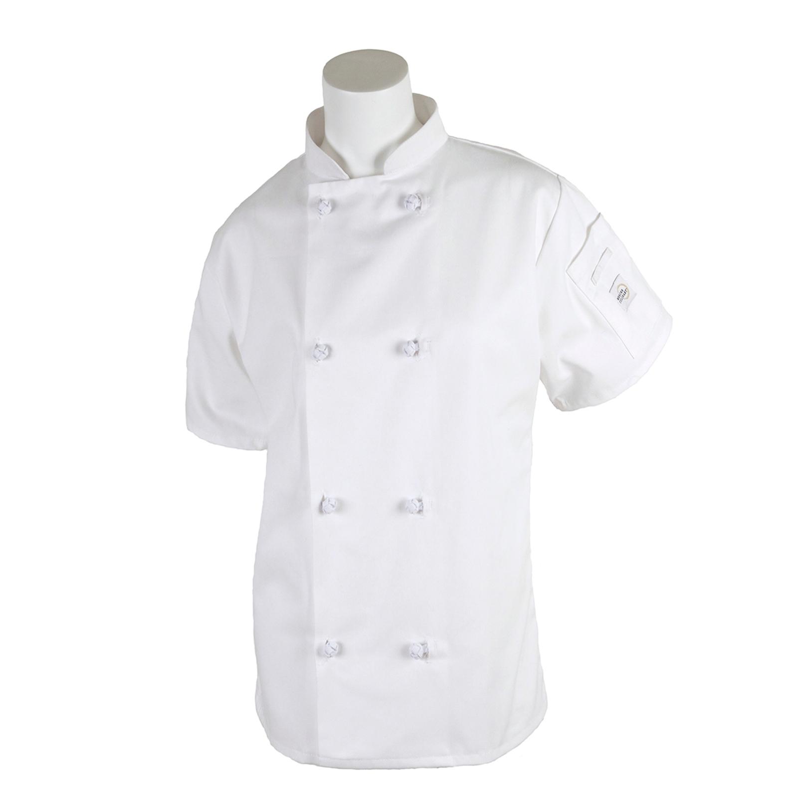 Mercer Culinary M60024WHXXS chef's coat