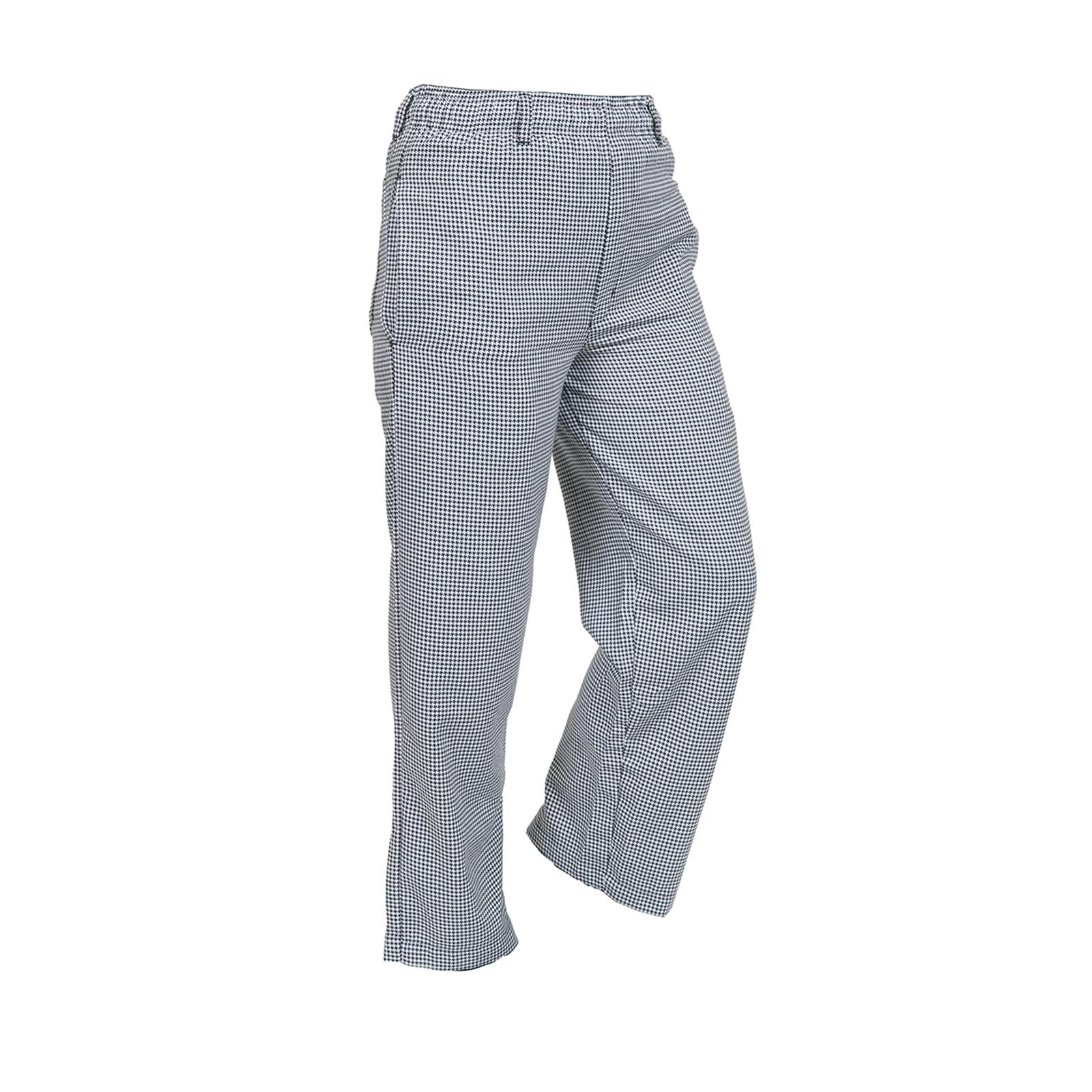 Mercer Culinary M60030HT4X chef's pants