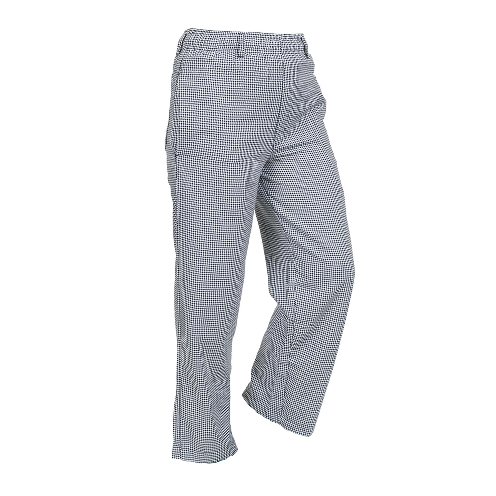 Mercer Culinary M61050HT2X chef's pants