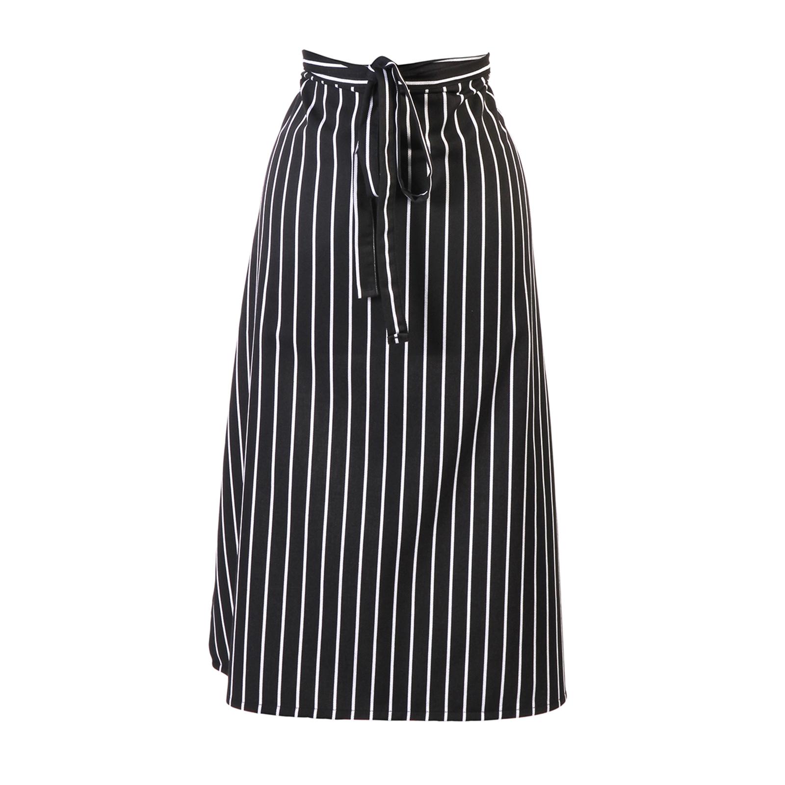 Mercer Culinary M61130BCS waist apron