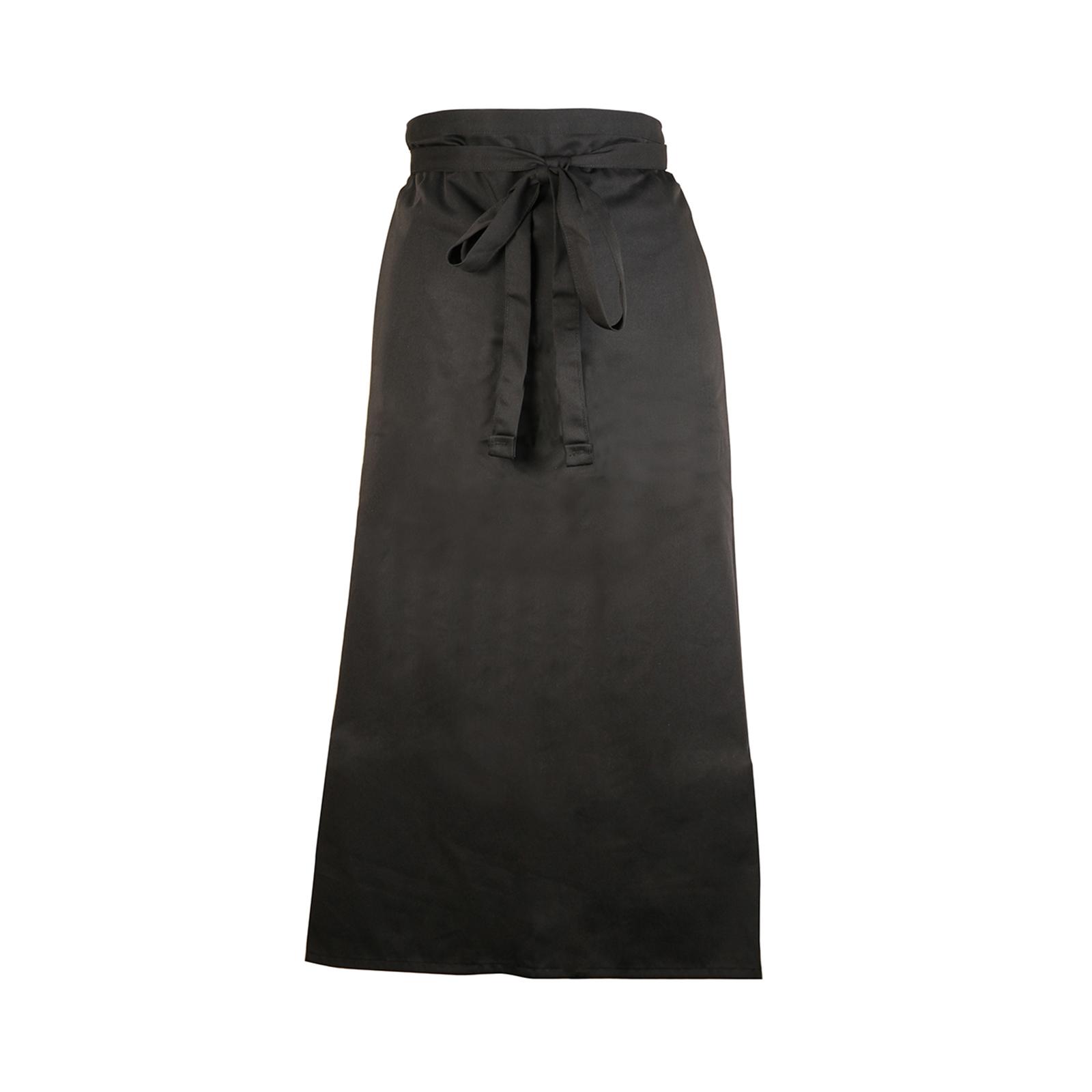 Mercer Culinary M61130BK waist apron