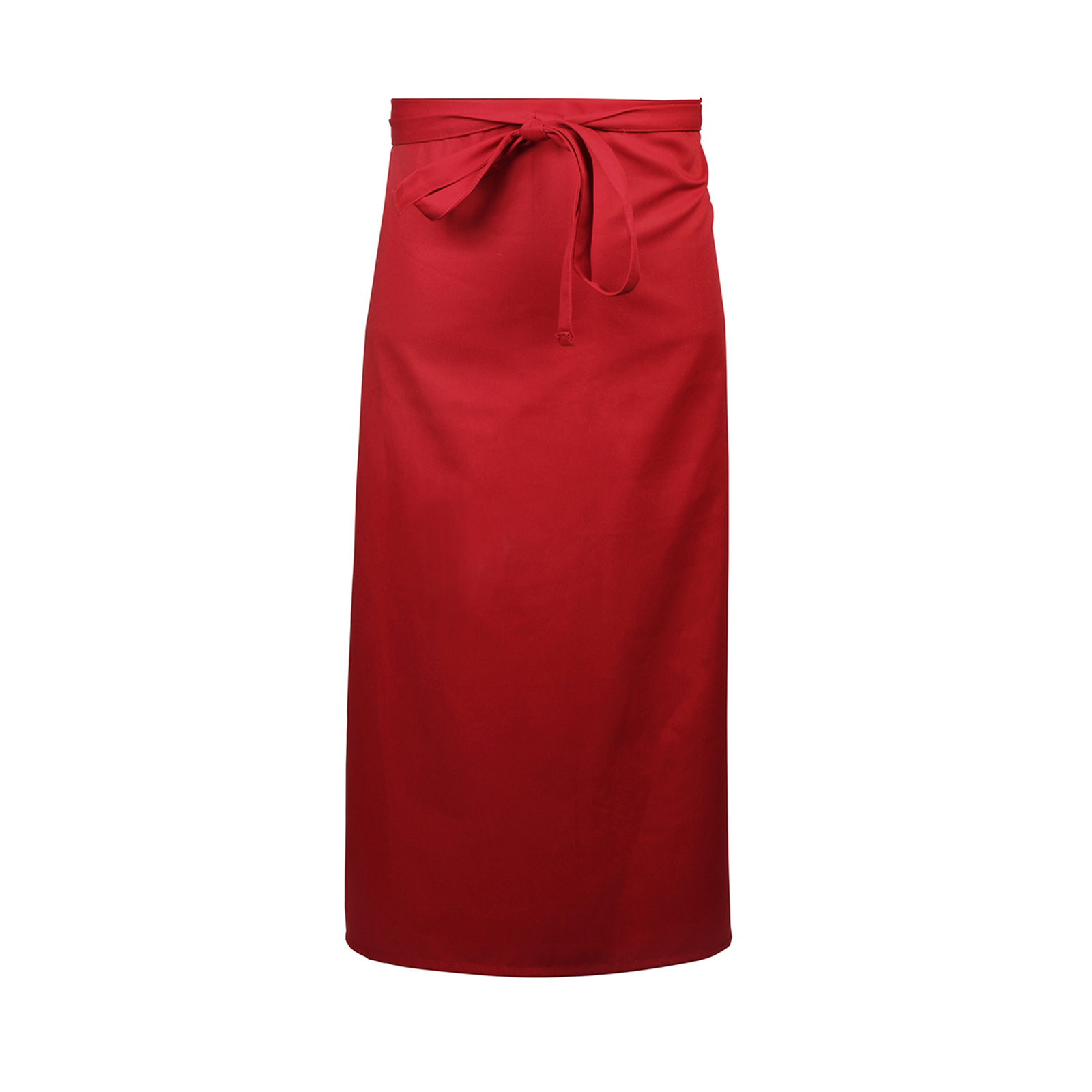 Mercer Culinary M61130RD waist apron