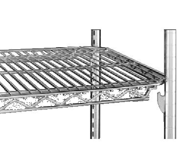 Metro 1448QBR shelving, racks & carts/wire shelving/wire shelves
