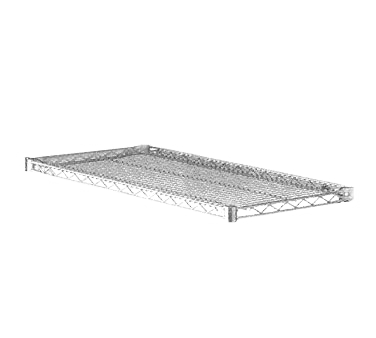 Metro A2472NS shelving, wire