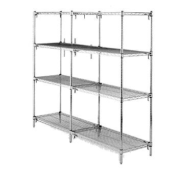 Metro AA576K3 shelving, racks & carts/wire shelving/add-on units