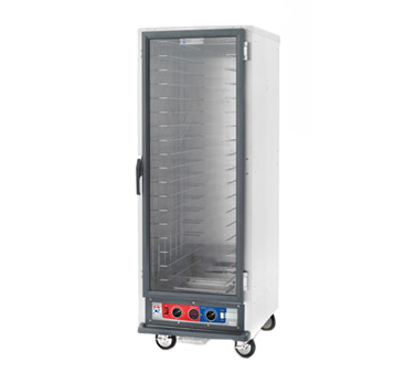 Metro C519-CFC-U Heated Holding Proofing Cabinet, Mobile