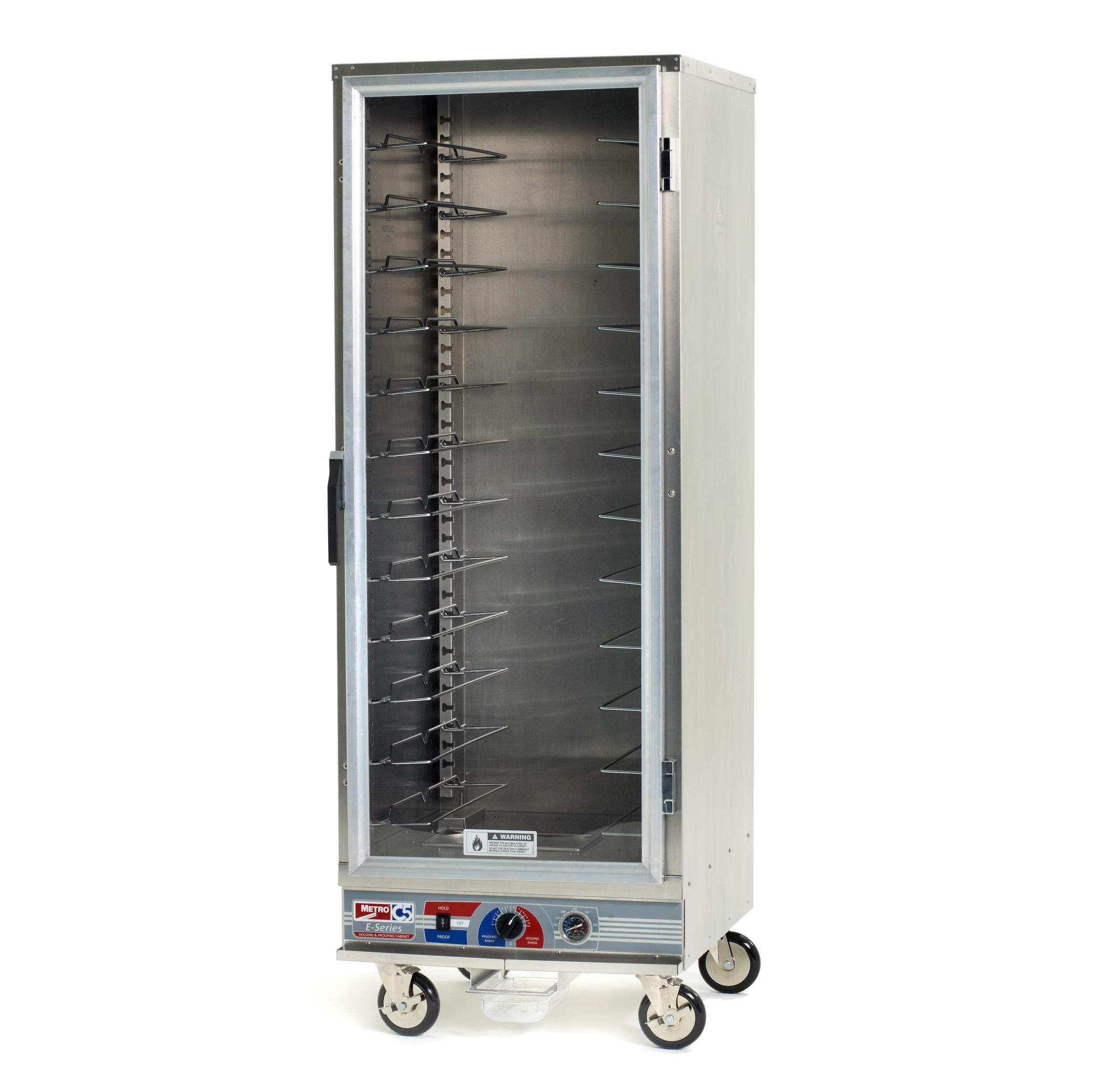 Metro C5E9-CFC-U proofer cabinet, mobile