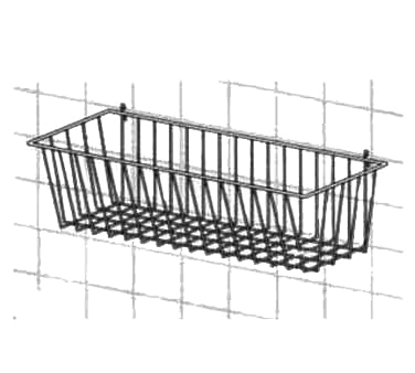Metro H212C shelving, wall grid accessories