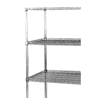 Metro HDM1836-DSG shelving, wire