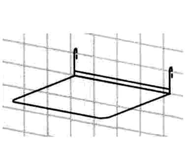 Metro STP3BR shelving, wall grid shelf