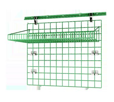 Metro SWK36-2 shelving, wall grid unit