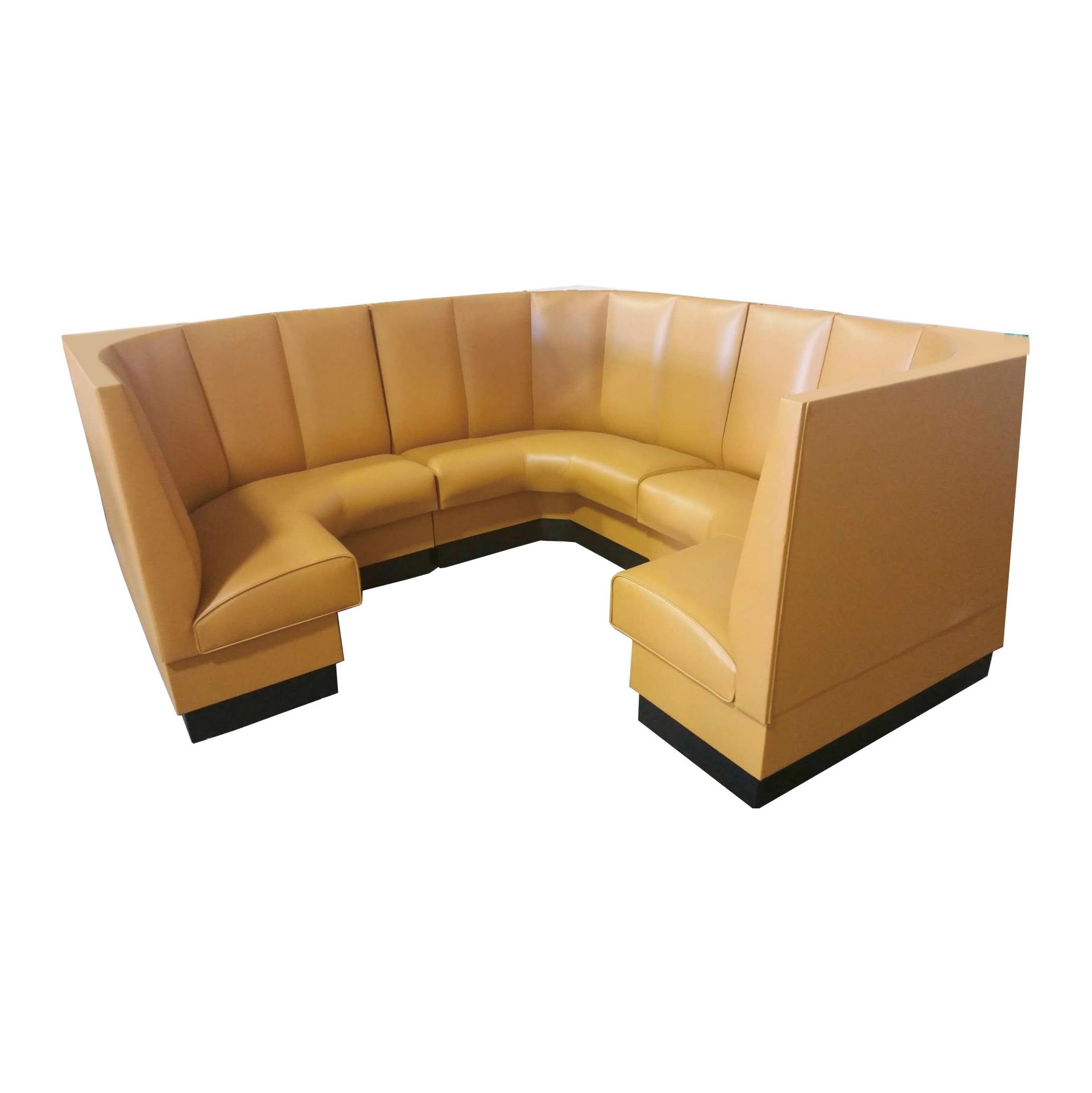 MKLD Furniture 36-V3CB-1/2C booth