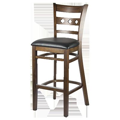 MKLD Furniture A6025-BS V bar stool, indoor